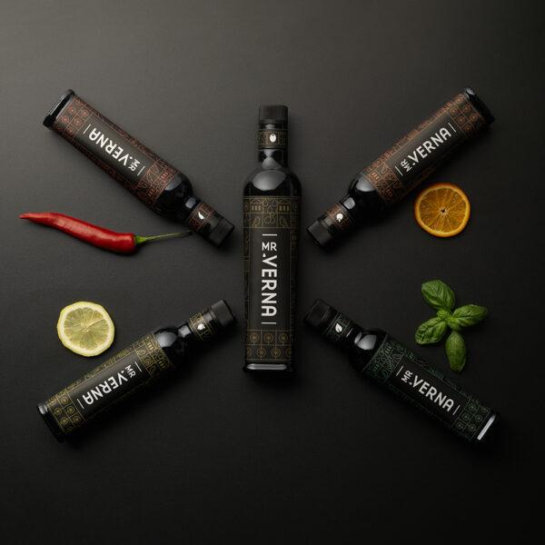 luxe olijfolie set