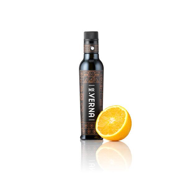 Olijfolie met sinaasappel